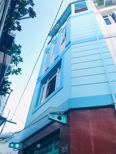 Bán nhà phố đường hẻm Phan Đình Phùng phường 1 quận Phú Nhuận, 3 phòng ngủ, diện tích đất 25.1m2, sổ hồng đầy đủ.