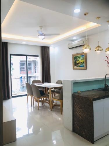phòng bếp nhà phố dự án river park Nhà phố dự án River Park diện tích 75m2, hướng Đông Bắc.
