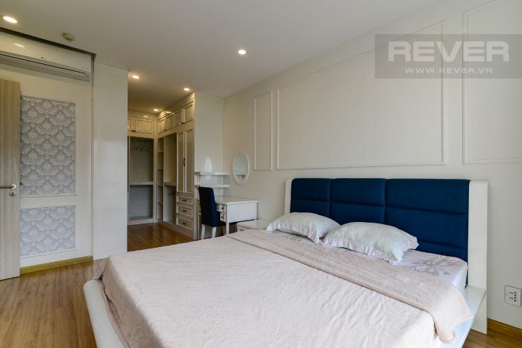 Phòng Ngủ 1 Cho thuê căn hộ New City Thủ Thiêm tầng thấp tháp Babylon, 3PN 2WC, đầy đủ nội thất, view cây xanh mát mẻ