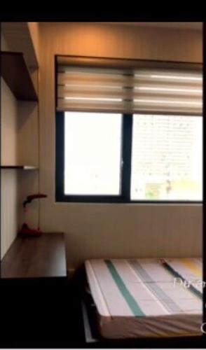 Phòng ngủ One Verandah Quận 2 Căn hộ One Verandah tầng trung, bàn giao nội thất đầy đủ.