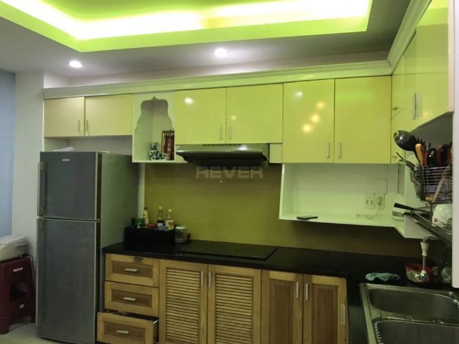 Phòng bếp nhà phố đường Cây Trâm Phường 9, Gò Vấp Nhà phố Gò Vấp diện tích đất 50m2 hẻm 3m, khu dân cư an ninh.
