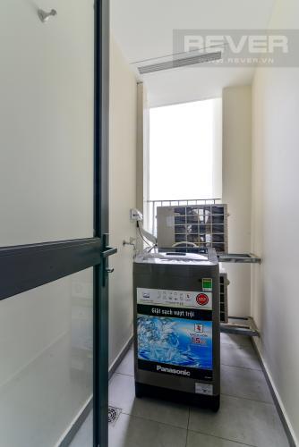 Loggia Cho thuê căn hộ Masteri An Phú, tầng trung, đầy đủ nội thất, view sông thoáng mát