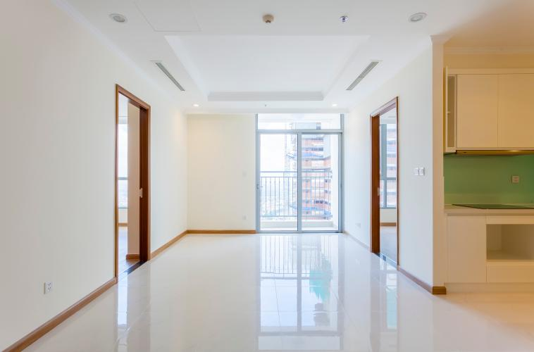 Tổng quan Căn hộ Vinhomes Central Park tầng cao Landmark 3 mới bàn giao, nội thất cơ bản