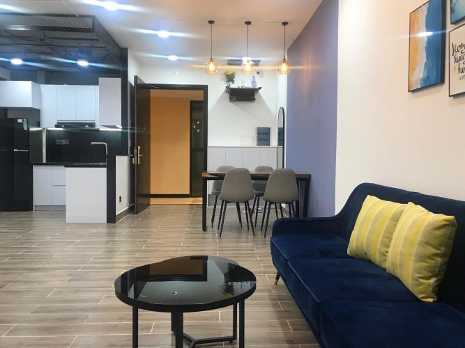 PHÒNG KHÁCH & PHÒNG ĂN căn hộ Feliz En Vista Căn hộ Feliz En Vista đầy đủ nội thất tinh tế, dọn vào ở ngay.