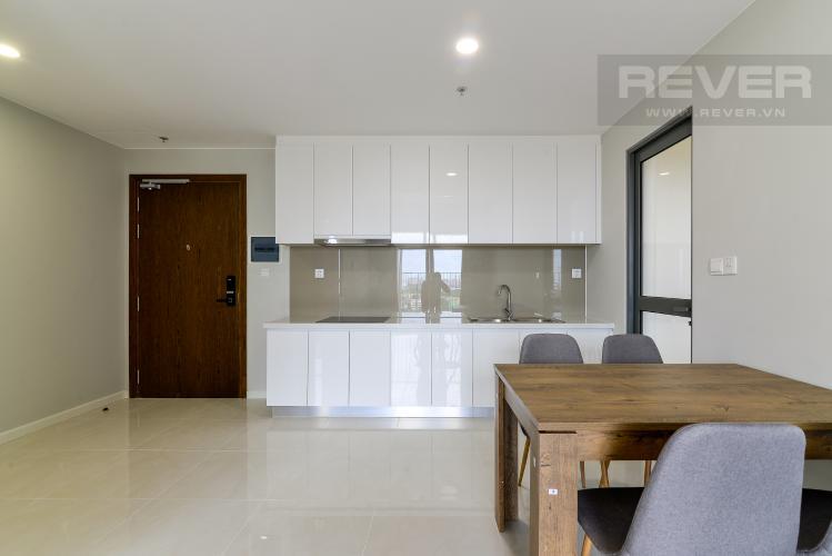 Nhà Bếp Cho thuê căn hộ Masteri An Phú 1PN, tầng thấp, tháp B, đầy đủ nội thất