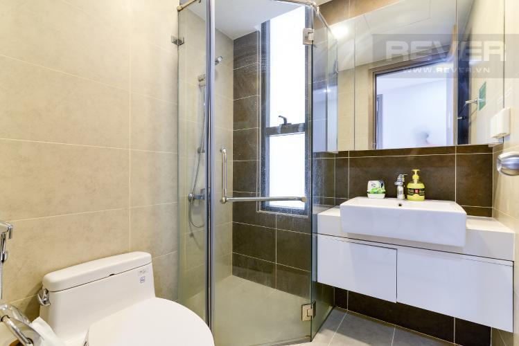 Phòng Tắm 1 Cho thuê căn hộ Icon 56 3PN, tầng trung, đầy đủ nội thất, view kênh Bến Nghé