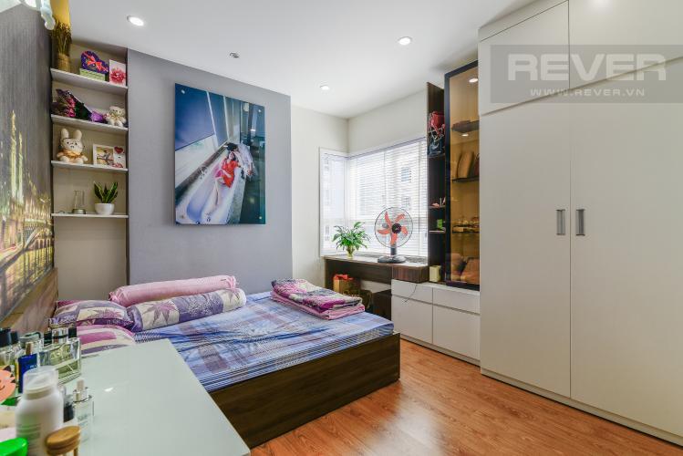 Phòng Ngủ 1 Căn hộ SaigonRes Plaza 2 phòng ngủ tầng thấp block A