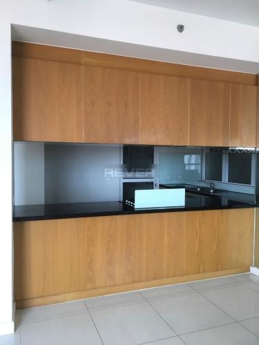 Bếp căn hộ Sunrise City Căn hộ Sunrise City đầy đủ nội thất, ban công thoáng mát.