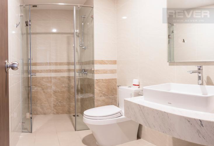 Phòng Tắm 1 Bán căn hộ Saigon Royal 2PN, tầng thấp, tháp A, đầy đủ nội thất, view trực diện hồ bơi