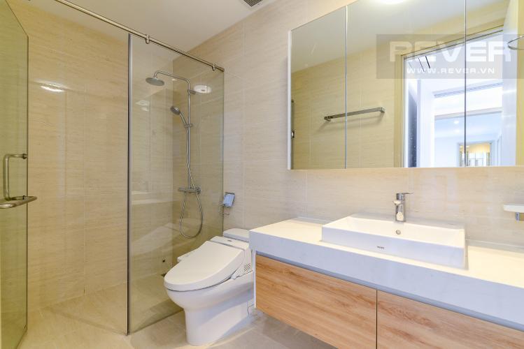 Phòng Tắm 2 Cho thuê căn hộ New City Thủ Thiêm 3PN 2WC, nội thất cơ bản, view hướng nội khu