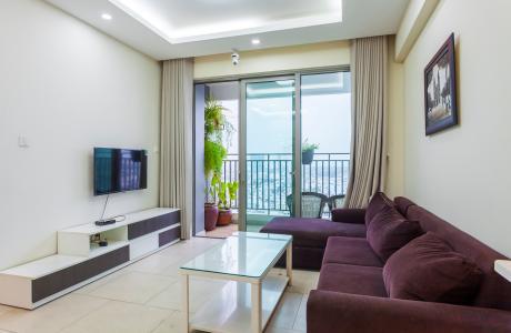 Căn hộ Riviera Point tầng trung tháp 5 đầy đủ nội thất, tiện nghi