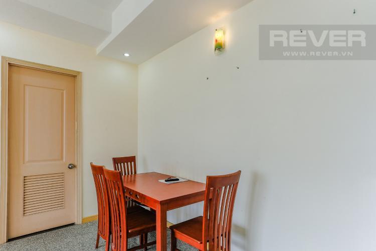 Phòng Ăn Căn hộ Dragon Hill Residence and Suites tầng cao, tháp B, 2 phòng ngủ, full nội thất