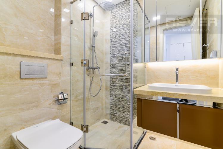 Phòng Tắm Căn hộ  Vinhomes Golden River tầng cao 1 phòng ngủ, 55m2, full nội thất