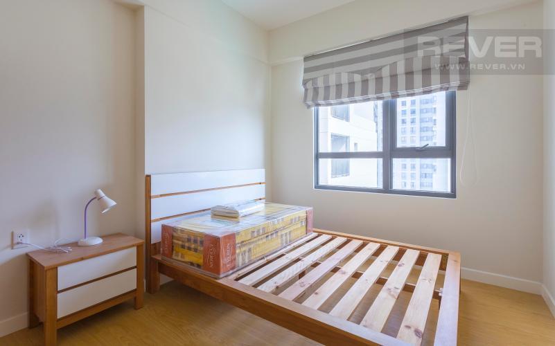 Phòng Ngủ 2 Căn hộ Masteri Thảo Điền 2 phòng ngủ tầng cao T1 đầy đủ nội thất