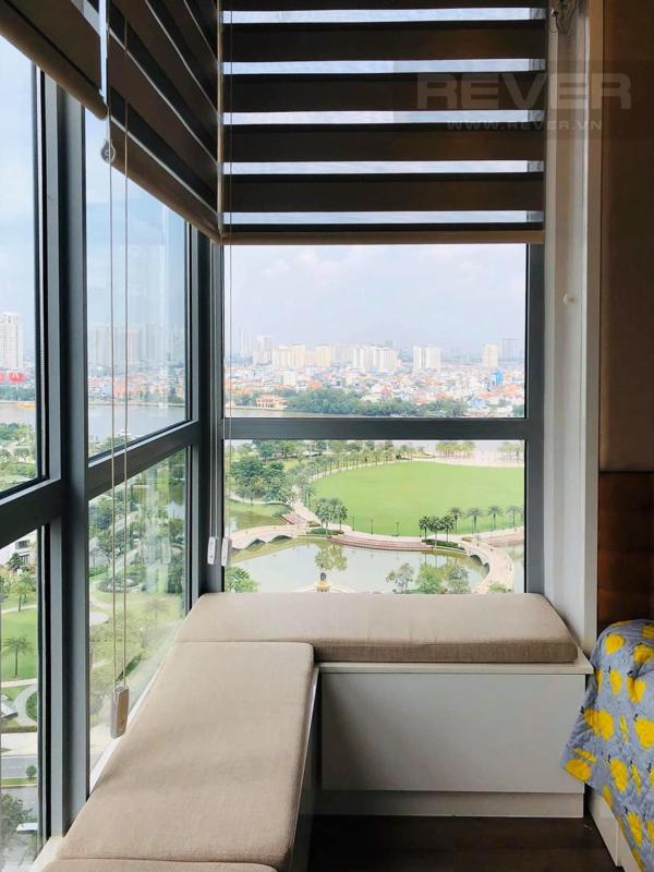b4c4f2809d767b282267 Cho thuê căn hộ Vinhomes Central Park 4PN, tháp Park 6, diện tích 154m2, đầy đủ nội thất, view sông và công viên