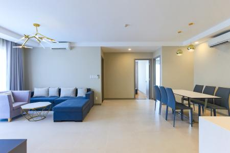 Bán căn hộ The Gold View tầng cao, 3PN, có ban công, view sông