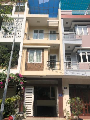 Bán nhà 4 tầng Đường 11, An Phú, Quận 2, DT 67m2, đầy đủ nội thất, hướng Đông thoáng mát