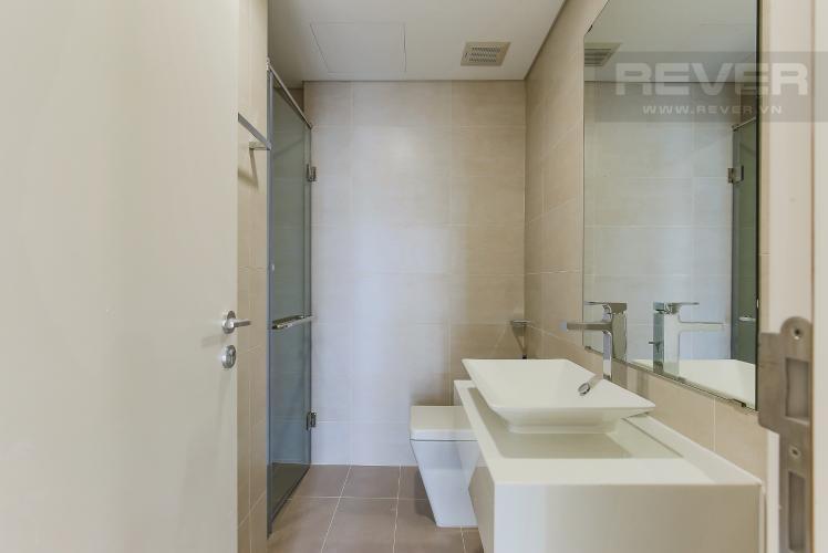 Phòng Tắm 1 Bán căn hộ Masteri Millennium 2PN, tầng trung, Quận 4