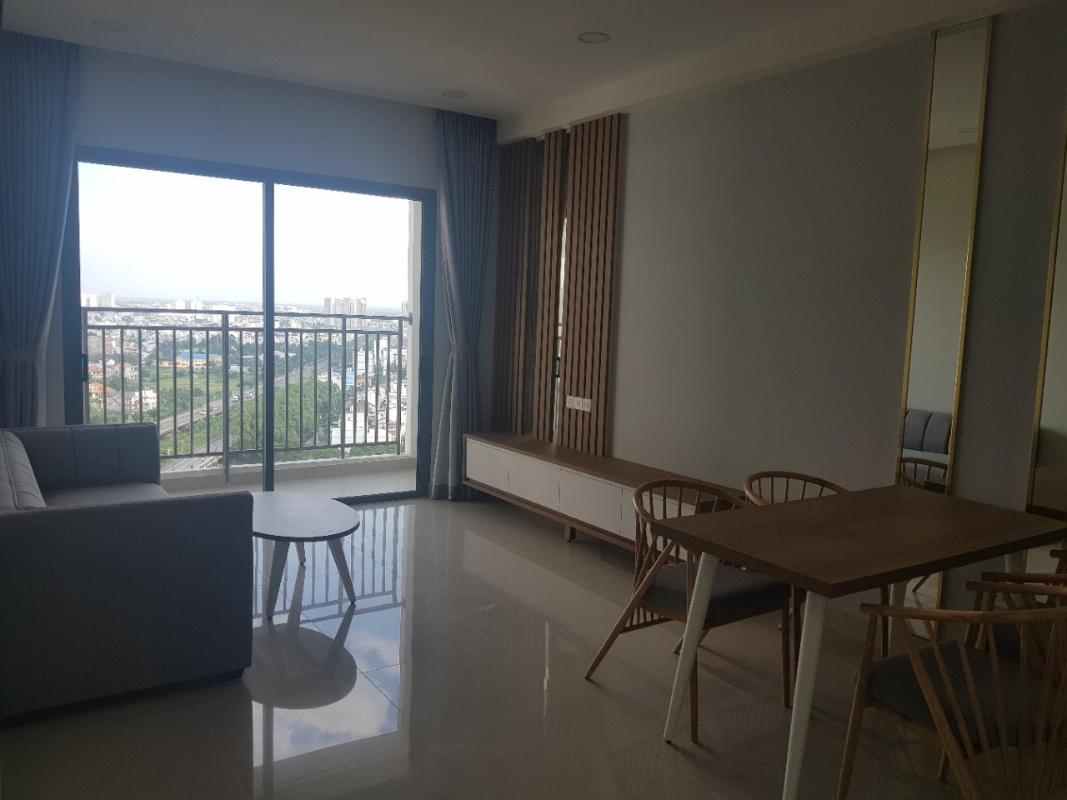 37202fa8e300045e5d11 Cho thuê căn hộ The Sun Avenue 3 phòng ngủ, block 7, diện tích 86m2, đầy đủ nội thất