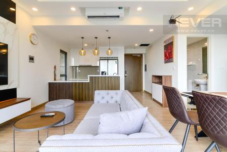 Cho thuê căn hộ Masteri An Phú 3PN, diện tích 99m2, đầy đủ nội thất, căn góc view thoáng