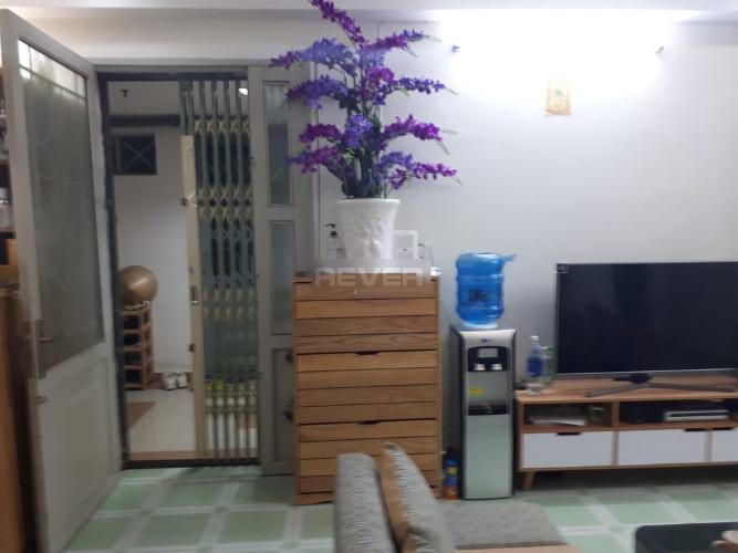 Căn hộ An Lạc Plaza, Bình Tân Căn hộ chung cư An Lạc Plaza hướng Đông Nam, nội thất đầy đủ.