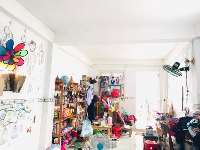 phòng ngủ nhà phố quận 4 Nhà phố hẻm Đoàn Văn Bơ diện tích 3.14m x19.7m