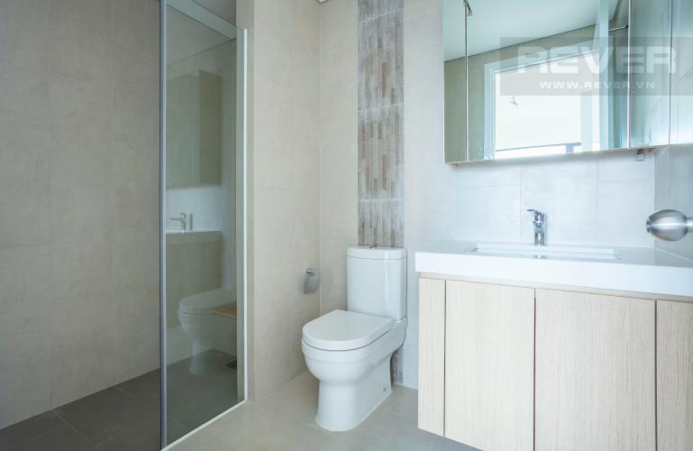 Phòng Tắm 1 Căn hộ Estella Heights 2 phòng ngủ tầng thấp T1 không có nội thất