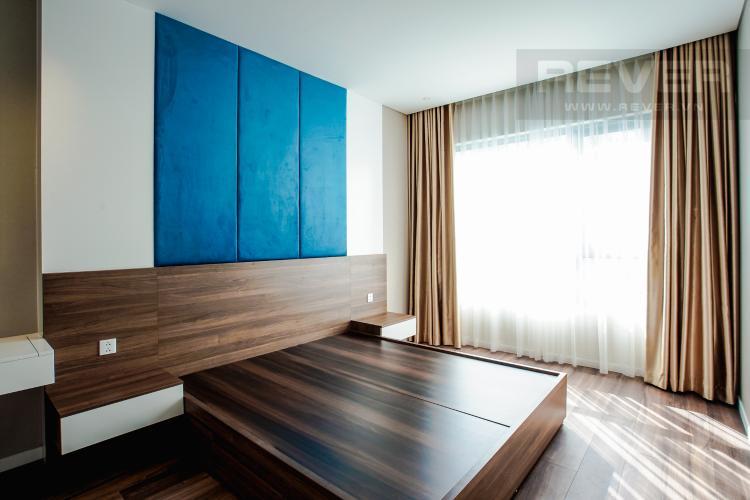 Phòng Ngủ 1 Bán hoặc cho thuê căn hộ Đảo Kim Cương 3PN tầng cao tháp Maldives, đầy đủ nội thất, view sông và Bitexco