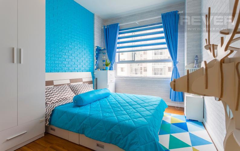 Phòng ngủ căn hộ LEXINGTON RESIDENCE Cho thuê căn hộ 1PN Lexington Residence, tầng trung, thiết kế trẻ trung, đầy đủ nội thất