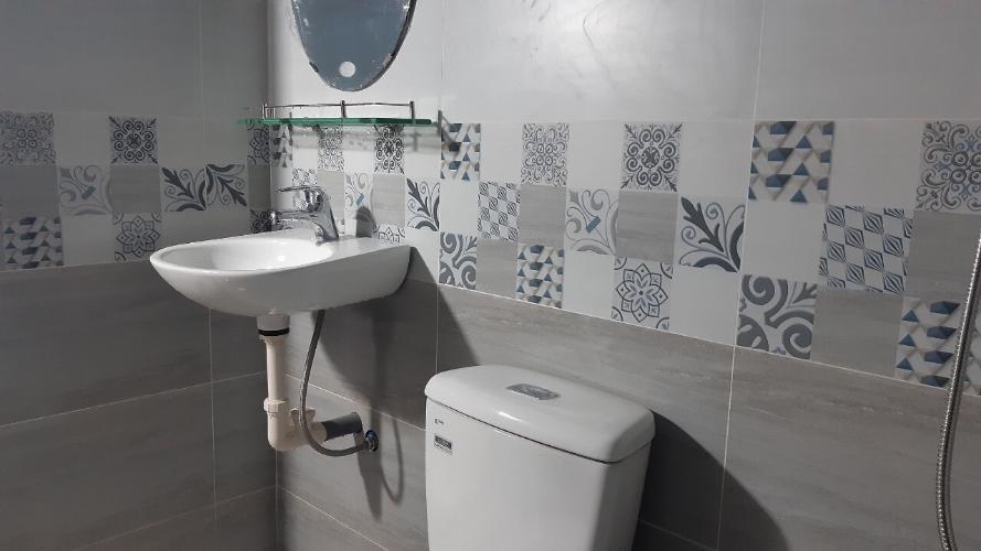 Phòng tắm shop-house Richmoond City, Bình Thạnh Shop-house Richmond City diện tích 62m2, bàn giao nội thất cơ bản.