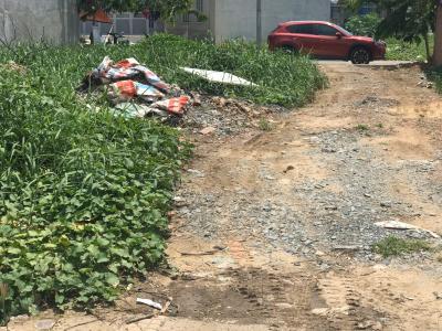 Bán đất mặt tiền đường Đồng Văn Cống, Quận 2, sổ hồng, thổ cư 100%