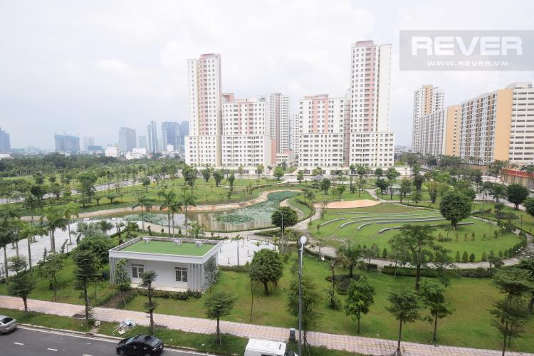 View Cho thuê căn hộ New City Thủ Thiêm tầng thấp, 2PN, đầy đủ nội thất