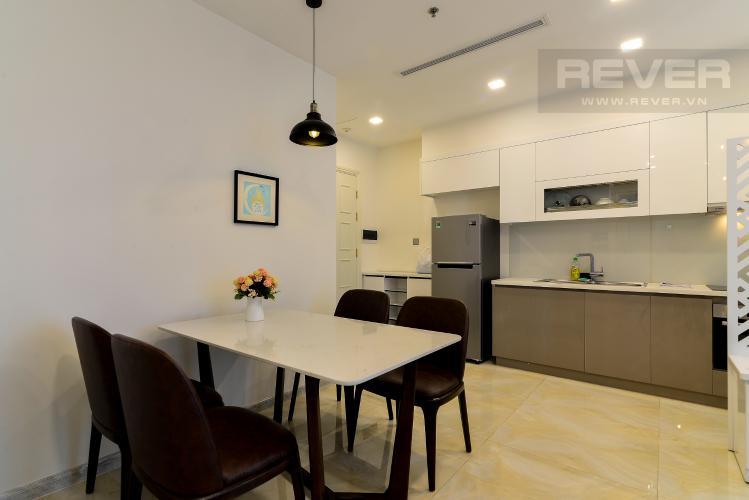 Phòng Ăn Bán căn hộ Vinhomes Golden River 1PN, tầng thấp, tháp The Luxury 6, view sông thoáng mát
