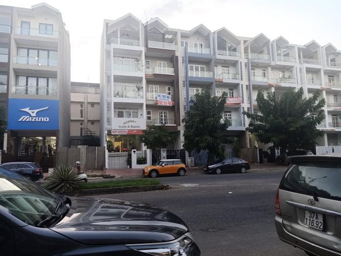 View đường D1 Mặt bằng kinh doanh Khu dân cư Him Lam, diện tích 100m2.