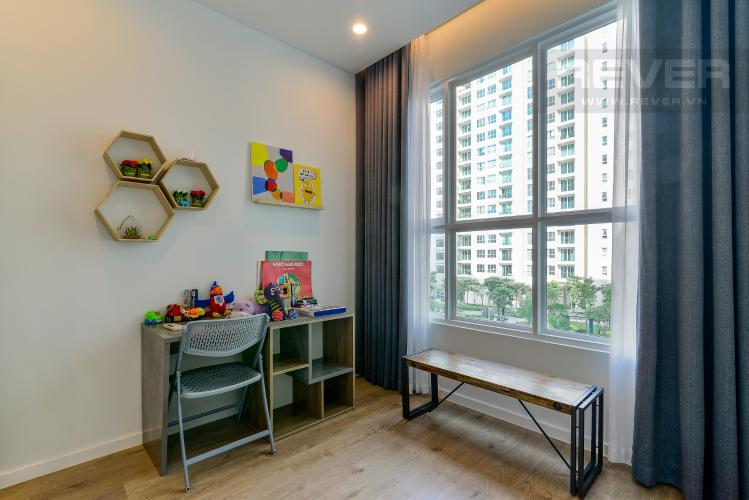 Phòng Làm Việc Bán căn hộ Sadora Sala Đại Quang Minh 2PN, đầy đủ nội thất, view hồ bơi nội khu