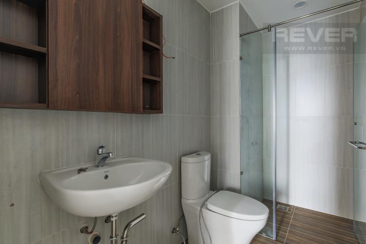 Phòng Tắm 1 Căn hộ The Gold View tầng trung, 2PN, bàn giao thô