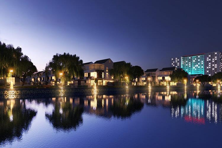 căn hộ Q7 Saigon Riverside Bán căn hộ Q7 Saigon Riverside cửa hướng Bắc, view thành phố.