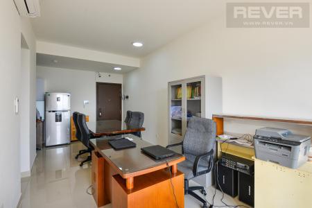 Cho thuê officetel The Sun Avenue 1PN, diện tích 51m2, đầy đủ nội thất văn phòng, view Đảo Kim Cương