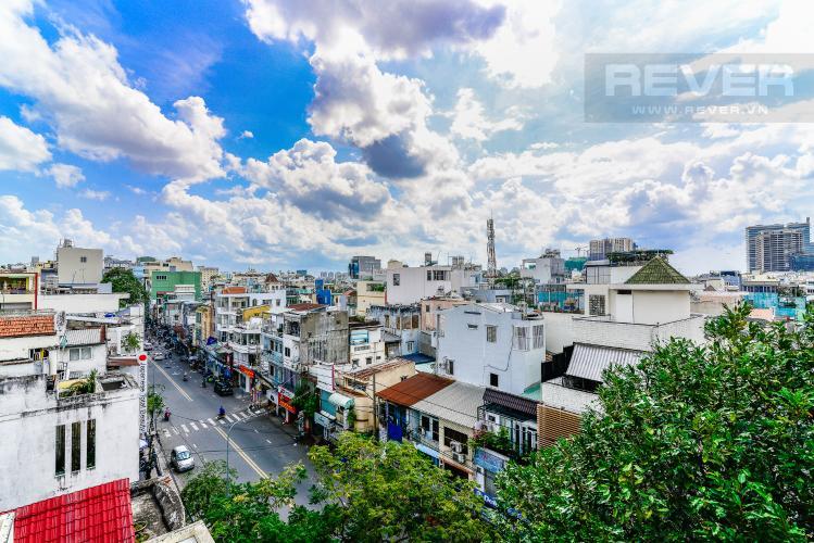 View Nhà phố đường Võ Văn Tần, Quận 3, 2 phòng ngủ, hướng nhà Đông Bắc, view đẹp