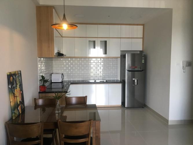 Nha bếp căn hộ The Sun Avenue Căn hộ tầng cao The Sun Avenue, tiện ích cao cấp, nội thất đầy đủ.