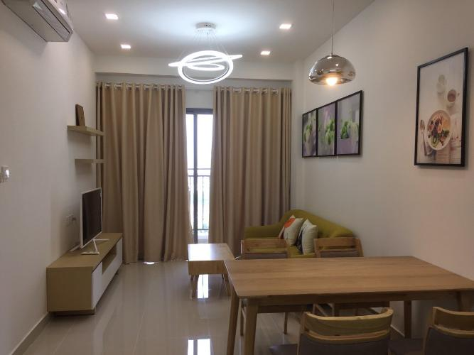 Căn hộ The Sun Avenue view nội khu, nội thất đầy đủ.