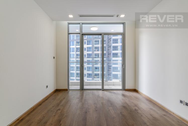 Phòng Ngủ 1 Căn hộ Vinhomes Central Park 2 phòng ngủ tầng trung P2 view sông