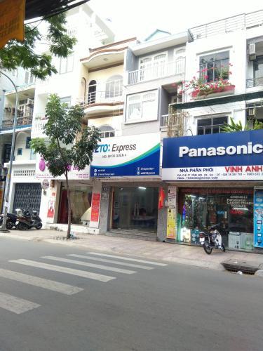 Nhà phố đường Vĩnh Hội, Quận 4 Nhà phố hướng Nam mặt tiền đường, khu dân cư sầm uất.
