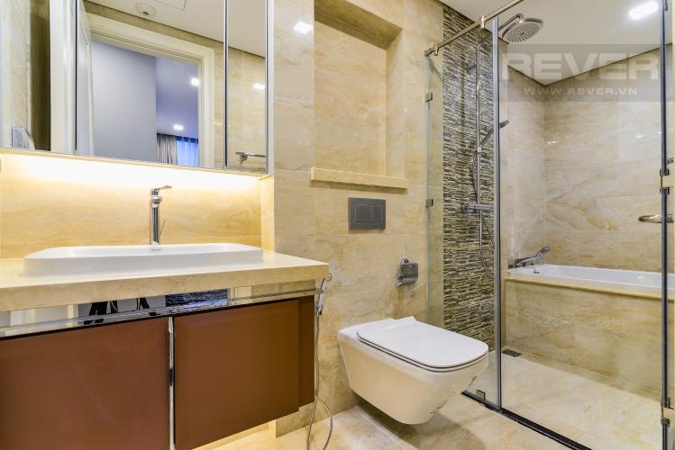 Phòng Tắm 2 Căn hộ Vinhomes Golden River 2 phòng ngủ tầng cao A3 view sông