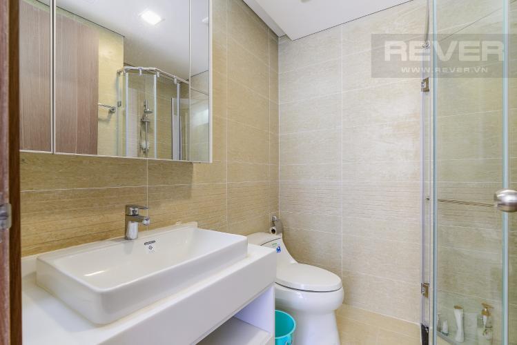 Phòng Tắm 2 Cho thuê căn hộ Vinhomes Central Park tầng cao, 3PN đầy đủ nội thất, tiện nghi, view sông thoáng mát