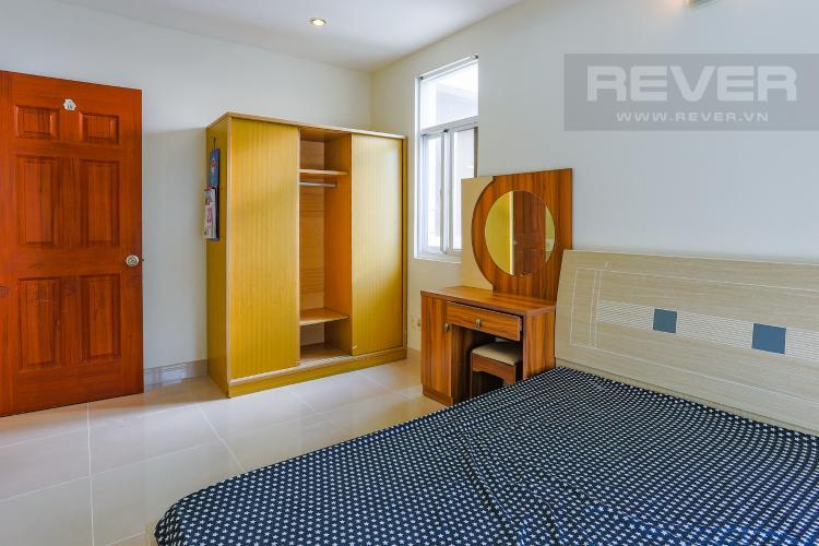 Phòng Ngủ 1 Căn hộ Sky Garden 2 phòng ngủ tầng thấp nội thất đầy đủ