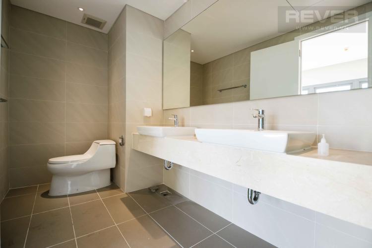 Toilet Bán hoặc cho thuê căn hộ office-tel Diamond Island - Đảo Kim Cương 3PN, tầng thấp, diện tích 117m2, view sông lý tưởng