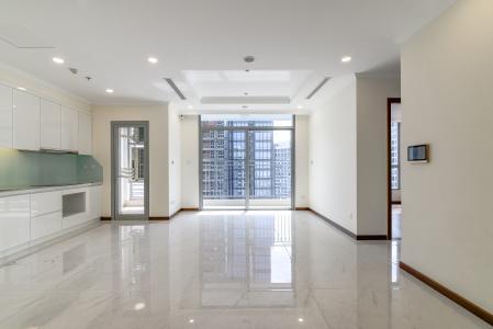 Căn hộ Vinhomes Central Park 3 phòng ngủ tầng cao L6 view sông