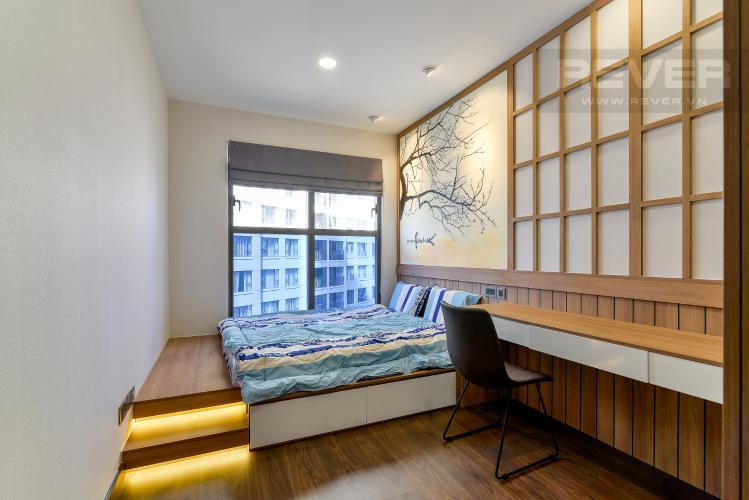 Phòng Ngủ 2 Cho thuê căn hộ Saigon Royal 2PN, tháp A, đầy đủ nội thất, view hồ bơi