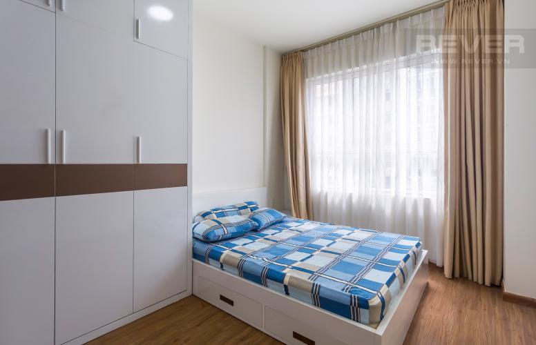 Phòng Ngủ Bán và cho thuê căn hộ Lexington Residence tầng cao, 1PN, đầy đủ nội thất